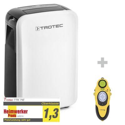 Deshumidificador TTK 71 E + Escáner de pared Multifuncional BI15