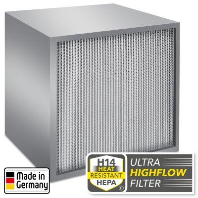 Ultra-HighFlow HEPA H14 Filtro HEPA contra virus corona para TAC V+, TAC M, TAC ECO, TAC BASIC y TES 200