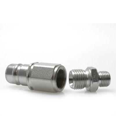 Adaptador para el kit de conexión con depósito / tubería de aceite