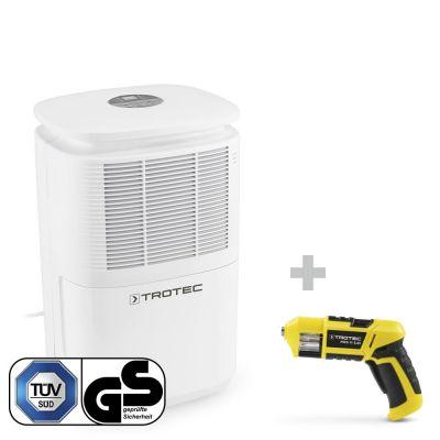 Deshumidificador TTK 30 E + Taladro atornillador PSCS 11-3,6V
