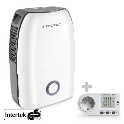 Deshumidificador TTK 60 E + Medidor de consumo energético BX11