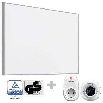 Panel calefactor infrarrojo TIH 900 S + Cronotermostato inalámbrico BN35