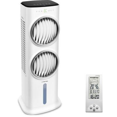 Climatizador Aircooler, humidificador PAE 45 + Termohigrómetro Estación Meteorológica BZ06
