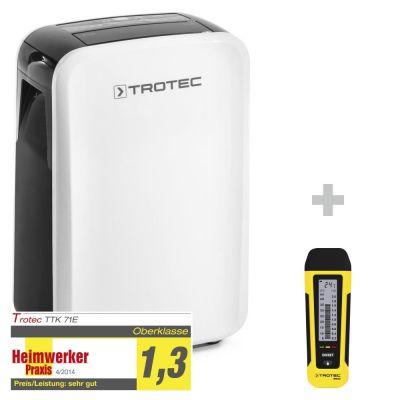 Deshumidificador TTK 71 E  + Medidor de humedad BM22