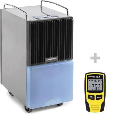 Deshumidificador TTK 120 E + Datalogger BL30 para el control climático