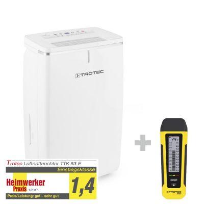 Deshumidificador TTK 53 E + Medidor de humedad BM22