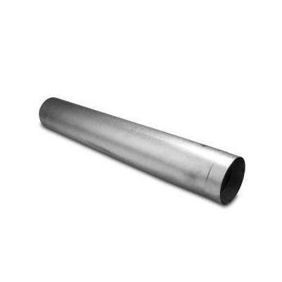 Tubo de salida de gases rígido 120 mm / 1 m