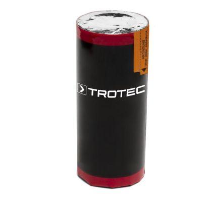 Cartucho de humo color rojo, duración: 80 s