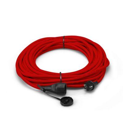 Cable de extensión de calidad 25 m / 230 V / 1,5 mm²