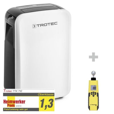 Deshumidificador TTK 71 E  + Medidor de humedad BM31