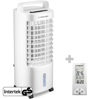 Climatizador Aircooler Pae 11  + Termohigrómetro Estación Meteorológica BZ06