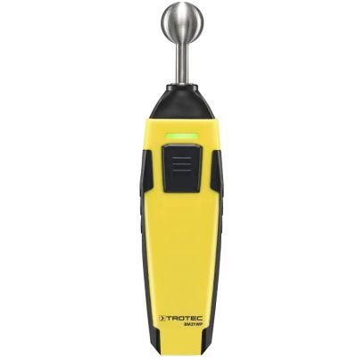Medidor de humedad de materiales BM31WP con dispositivo para smartphone