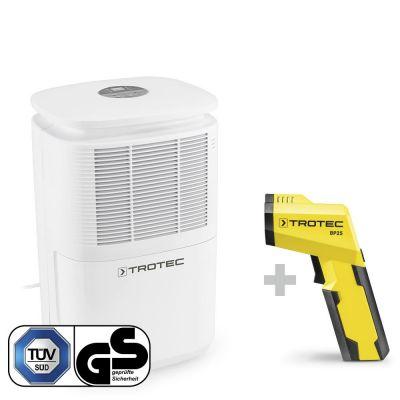 Deshumidificador TTK 30 E + Escáner del punto de condensación BP25