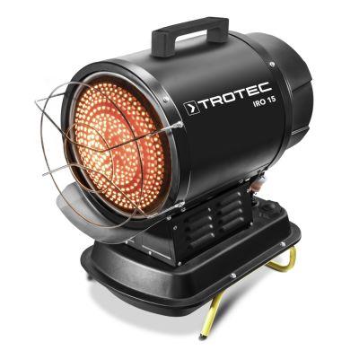 Calefactor de fueloil por radiación infrarroja IRO 15 de segunda mano (clase 1)