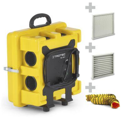 Purificador de aire  TAC 750 E + Conjunto de protección contra el polvo