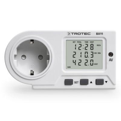 Medidor de consumo energético BX11