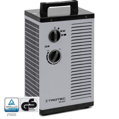 Calefactor electrico de cerámica TDS 20 P