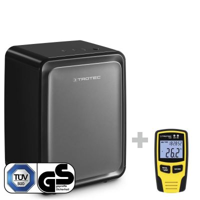 Deshumidificador TTK 24 E DS + Registrador de datos climáticos BL30