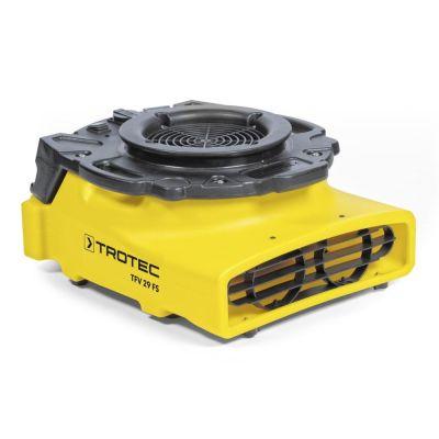 Ventilador radial TFV 29 FS + Contador dual Conforme-MID