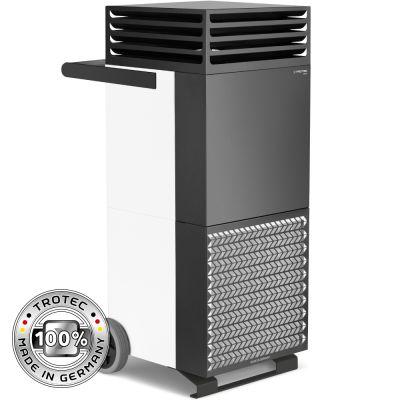 Purificador de aire de la habitación TAC M en blanco/negro