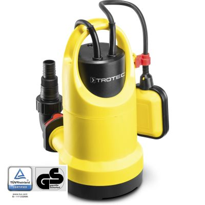 Bomba sumergible para aguas claras TWP 7506 E