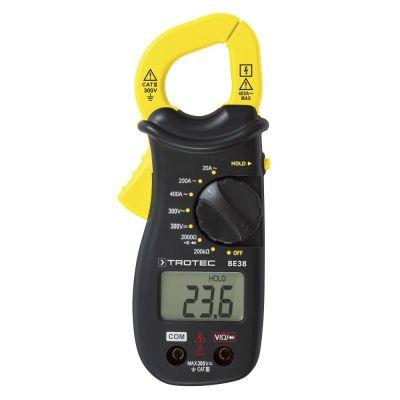 Pinza amperimétrica BE38