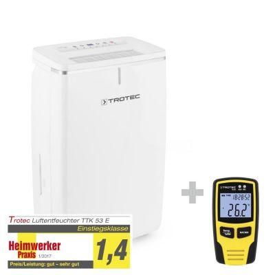 Deshumidificador TTK 53 E + Datalogger BL30
