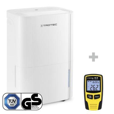 Deshumidificador TTK 66 E + Datalogger BL30  para el control  climático