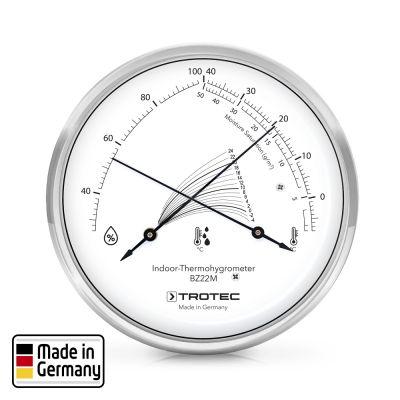 Termohigrómetro de diseño BZ22M