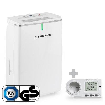 Deshumidificador TTK 72 E + Medidor de consumo energético BX11