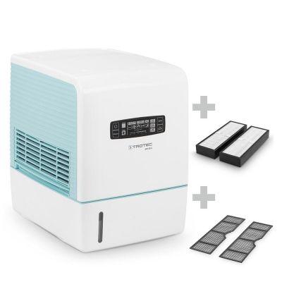 Humidificador y Purificador de aire - Air Washer AW 20 S + Filtro HEPA (2 unid) + Prefiltro (2 unid)