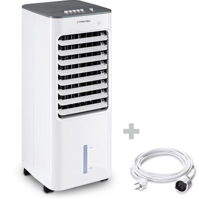 Climatizador Air Cooler PAE 21 + Cable alargador de PVC 5 m / 230 V / 1,5 mm²