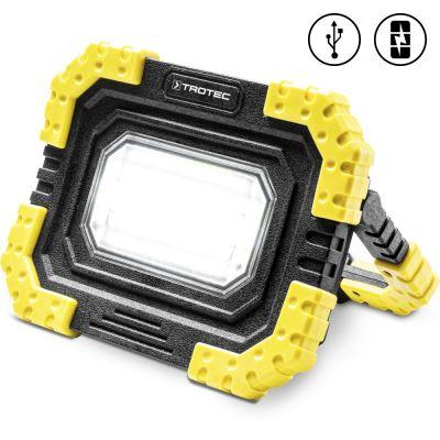 Lámpara de trabajo LED PWLS 06-10 y batería externa