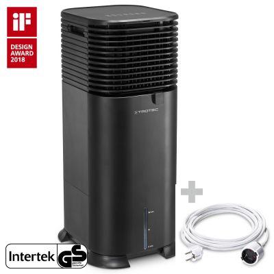 Climatizador Air Cooler PAE 50 + Cable alargador de PVC 5 m / 230 V / 1,5 mm²