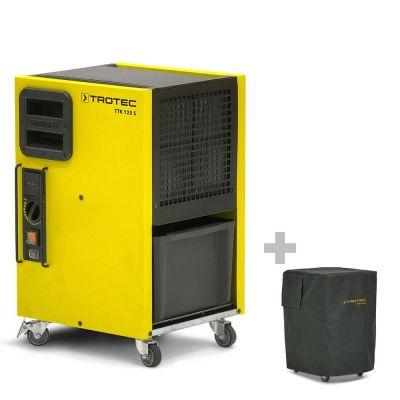 Deshumidificador  TTK 125 S + cubierta protectora