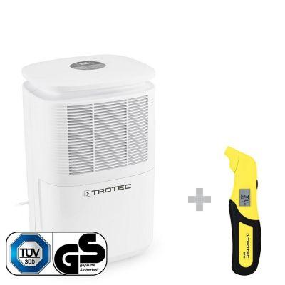 Deshumidificador TTK 30 E + Medidor de presión de neumáticos BY10