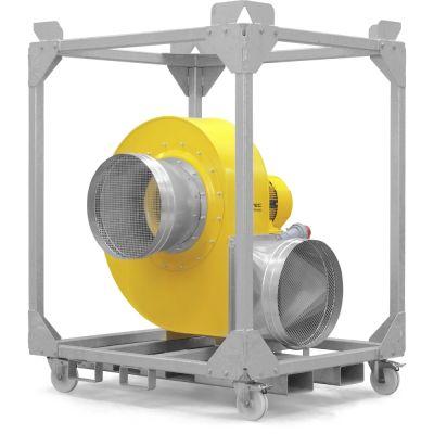 Ventilador radial  TFV 600