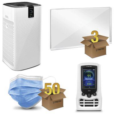 Paquete de protección Office Medium con AirgoClean® 250 E