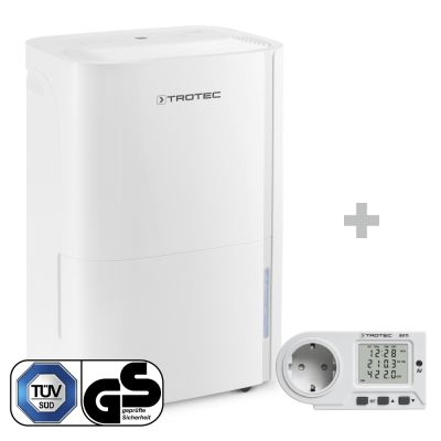 Deshumidificador TTK 66 E + Medidor de consumo energético BX11
