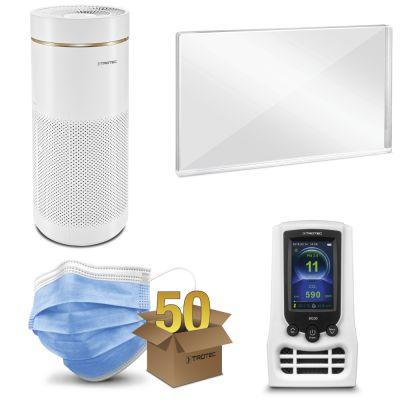 Paquete de protección Office Small con AirgoClean® 170 E