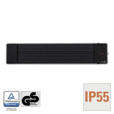 Calefactor por radiación de luz negra IRD 1200