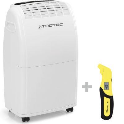 Deshumidificador  TTK 75 E + Medidor de presión de neumáticos BY10