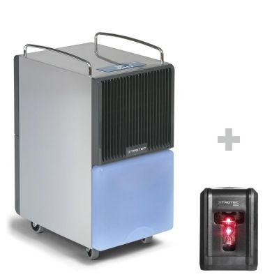 Deshumidificador TTK 122 E + Nivel láser de líneas cruzadas BD5A