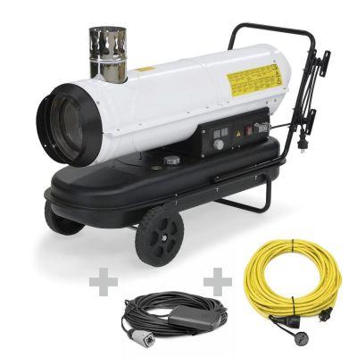 Calefactor de gasoil IDE 30 + Cable de extensión + Termostato
