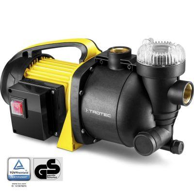 Bomba de jardín con filtro TGP 1005 E de segunda mano (clase 1)