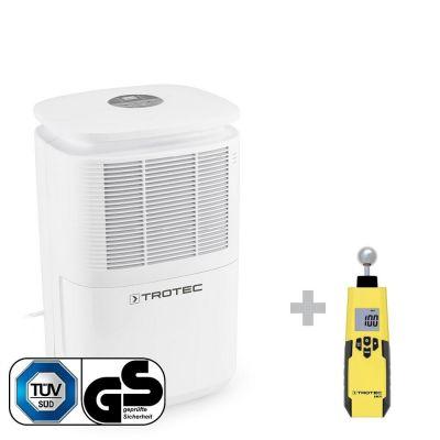 Deshumidificador TTK 30 E + Medidor de humedad BM31