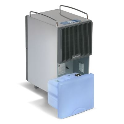 Deshumidificador TTK 122 E + Datalogger BL30  para el control climático