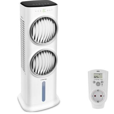 Climatizador Aircooler, humidificador PAE 45 + Enchufe con higrostato BH30