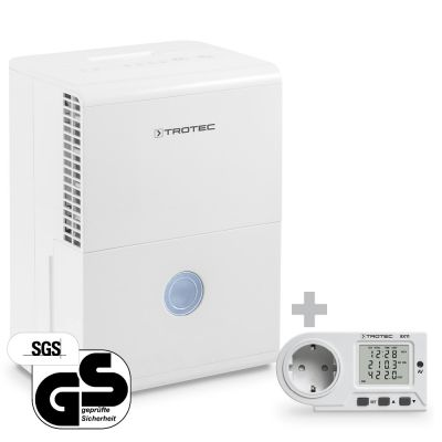 Deshumidificador TTK 28 E + Medidor de consumo energético BX11