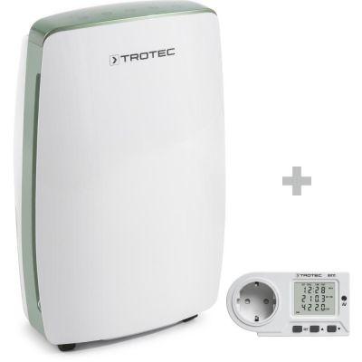 Deshumidificador Design TTK 68 E + Medidor de consumo energético BX11